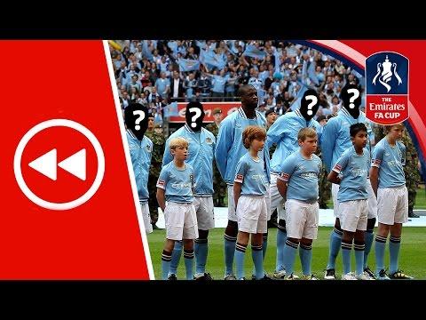 Can Yaya Toure name Man City's 2011 winning FA Cup side? | Time Team