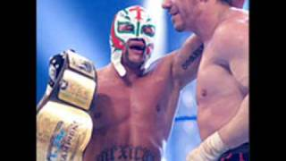 3 Doors Down- Here Without You:A Eddie Guerrero Tribute Song