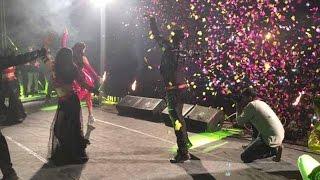 Sunny Leone Performing Live   Laila Main Laila   Kolkata   31st December