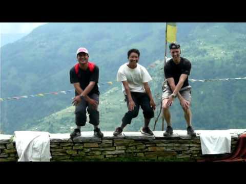Nepal Dancing