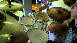 Apocalyptica Not Strong Enough Drum Cover