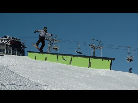 LAAX OPEN 2017 – Tricks & Pros