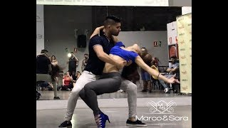 Bachata Sensual 2017 / Dani j - Tu / Marco y Sara  en Tenerife / discoteca Bembe