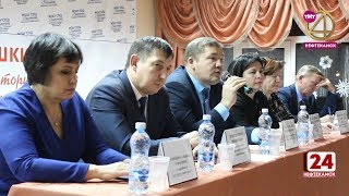 Ташкиновцев выслушали и обещали помочь
