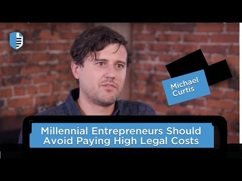 Millennials + Young Entreprenuers Save Time & Money On Legal Needs