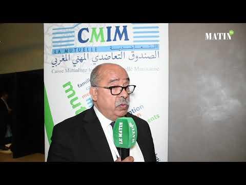 Video : 9e Journée santé au travail : Déclaration de Abdelaziz Alaoui, président de la CMIM