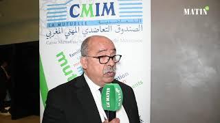9e Journée santé au travail : Déclaration de Abdelaziz Alaoui, président de la CMIM
