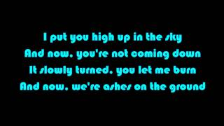 Wrecking Ball   Miley Cyrus Boyce Avenue feat  Diamond White cover Lyrics HD