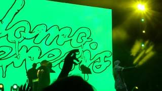 Domo Genesis - Me And My Bitch Live Camp Flog Gnaw 2015