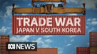 Trade War – Japan v South Korea | ABC News