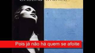 Cristina Branco - Não oiças a minha voz