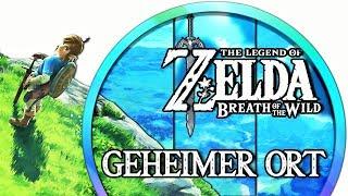 Zelda Breath of the Wild ► DER GEHEIME ORT VOM SPIELCOVER! (Europa)