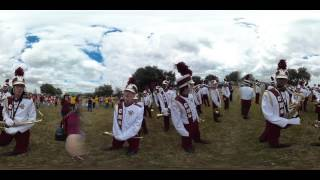 CHS Band Mardi Gras 2016 Knights of Nemesis - 360 Video