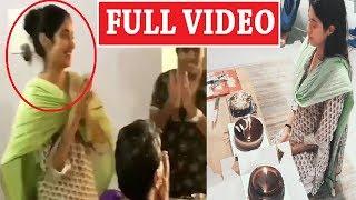 Jhanvi Kapoor 21st Birthday Full Video|| First Celebration after Sridevi|| Jhanvi Birthday|| FCN