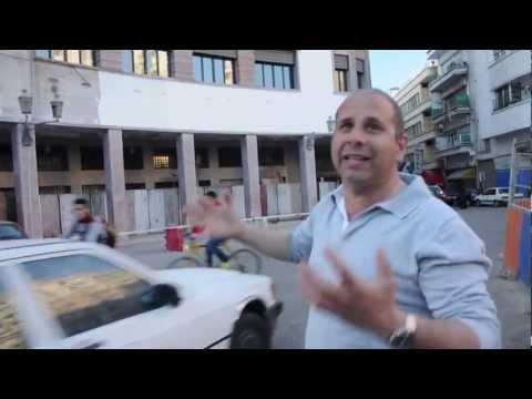 Tahir Shah on Downtown Casablanca