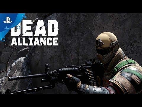 DEAD ALLIANCE – Open Beta Multiplayer Trailer | PS4
