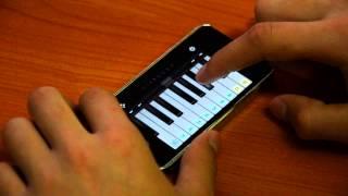 Avicii - Hey Brother on iPhone piano