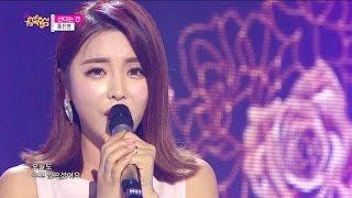【TVPP】Hong Jin Young - Cheer Up, 홍진영 - 산다는 건 @ Show Music Core Live