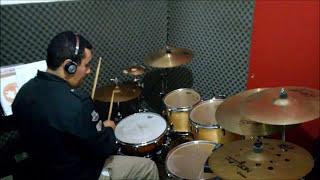 Fernandinho - Caia Fogo ( cover batera )