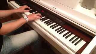 Armin van Buuren ft. Trevor Guthrie - This Is What it Feels Like (piano cover by Roelof Kruisinga)