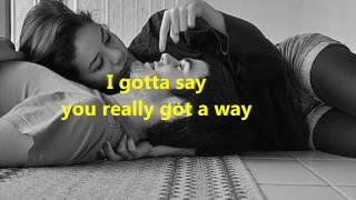 You've got a way  Shania Twain lyrics