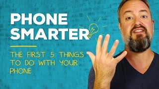 It's phone week! Top 5 things to do with your 📱 !!!