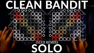 Clean Bandit - Solo feat. Demi Lovato (Seeb Remix) // Launchpad Performance
