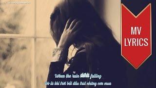 On Rainy Days | Tien Cookie (Cover) | Lyrics [Kara + Vietsub HD]