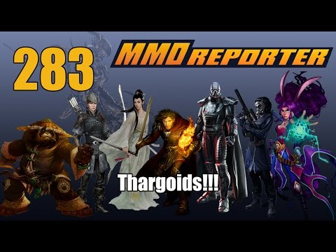 MMO Reporter 283 - Thargoids!!!