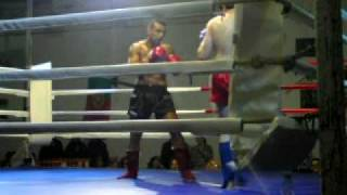 Ricardo - Thai Boxing (R2/3)
