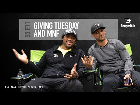 DangerTalk Podcast is back! Recapping  #GivingTuesday and the  #MNF Game!   https://www.youtube.com/watch?v=zJcZL5fohAU