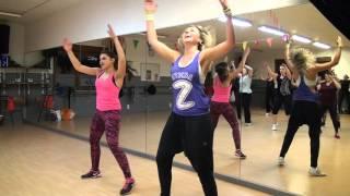 Zumba à Liège - african dance - Magic System - Zouglou Dance