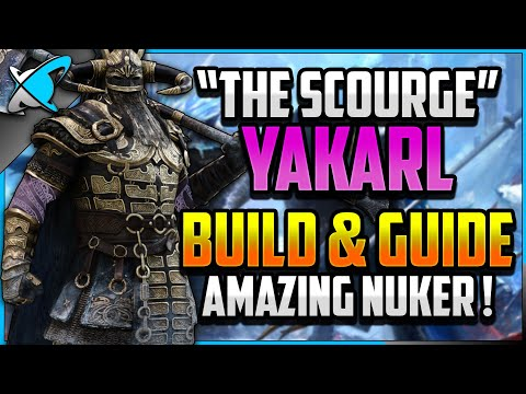 YAKARL THE SOURGE Build, Guide & Masteries | How To Setup For Success! | RAID: Shadow Legends