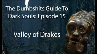 The Dumbshits Guide to Dark Souls: Valley of the Drakes