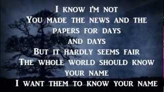 Amelia - Tonight Alive - Lyrics (HD)