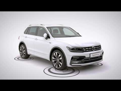 A closer look at the Volkswagen Tiguan R Line