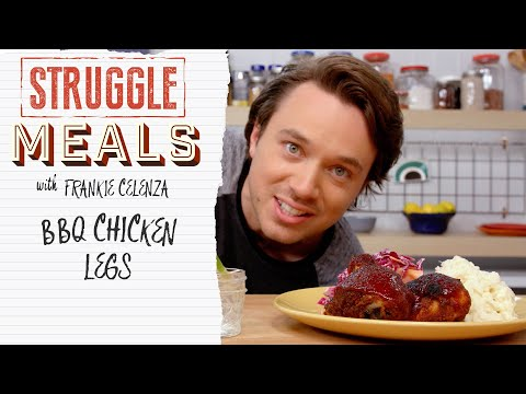 A Juicy BBQ Chicken Dinner That Won't Break the Bank| Struggle Meals