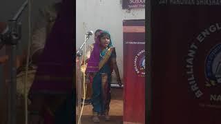 Savitribai fule speech by Saundarya Vishal Patil in Brilliant English Medium School of Narande
