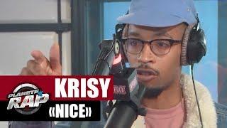 """Krisy """"Nice"""" #PlanèteRap"""