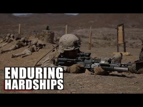 Enduring Hardships | 0365 Section Leader