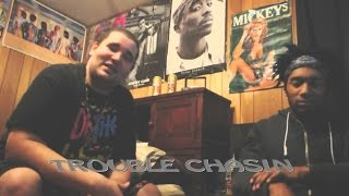 Chase Baby & Truth AKA Trouble, TroubleChasin' Interview, Summer Camp Music Festival 2016