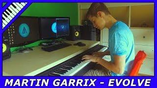 Martin Garrix & Justin Mylo - Evolve (Arrangement: Max Pandèmix)