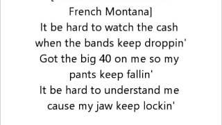 French Montana x Kodak Black – Lockjaw Lyrics