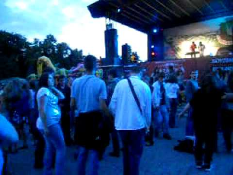 Truskavets celebrates the Youth Day: Papa Americano (We no speak Americano)