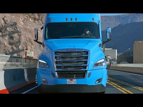 2020 FREIGHTLINER CASCADIA 5.0 ? Automated Driving Features ? DEMONSTRATION