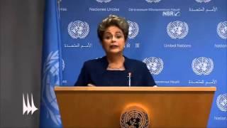 Dilma Rousseff quer estocar o vento - Isso é Brasil