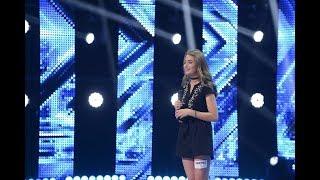 """Adele - """"When We Were Young"""". Vezi interpretarea Andreei Dănăilă, la X Factor!"""