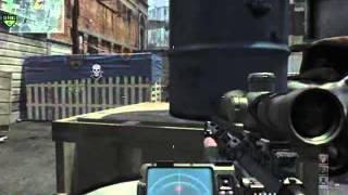 Amish Machinery - MW3 Game Clip