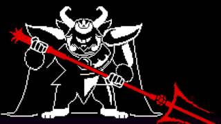 Undertale Asgore Theme