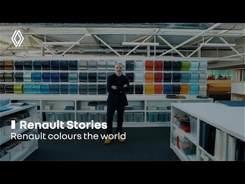 Renault colours the world | Groupe Renault